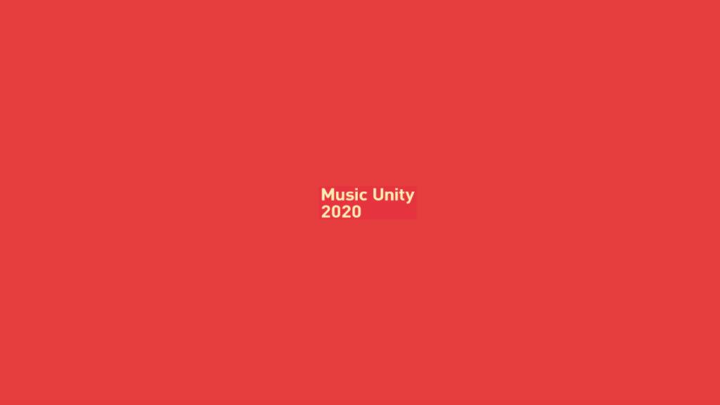 6/20開催「Music Unity 2020」エハラミオリ、ワニとコウモリ2組が出演